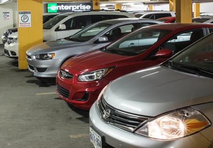 Stationnement intérieur/Indoor Parking