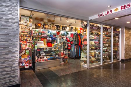 Boutique cadeaux/ Gifts shop