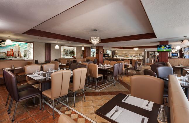 restaurant espresso hotel