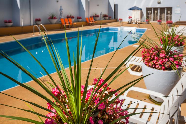 Piscine extérieure/ Exterior Pool