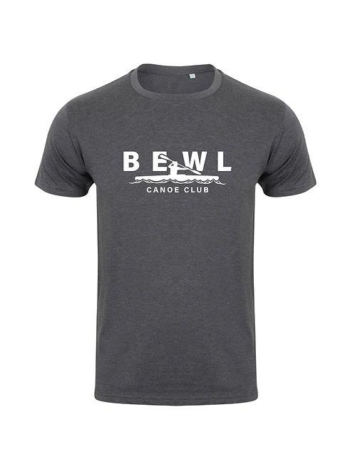 Mens BCC t-shirt large logo