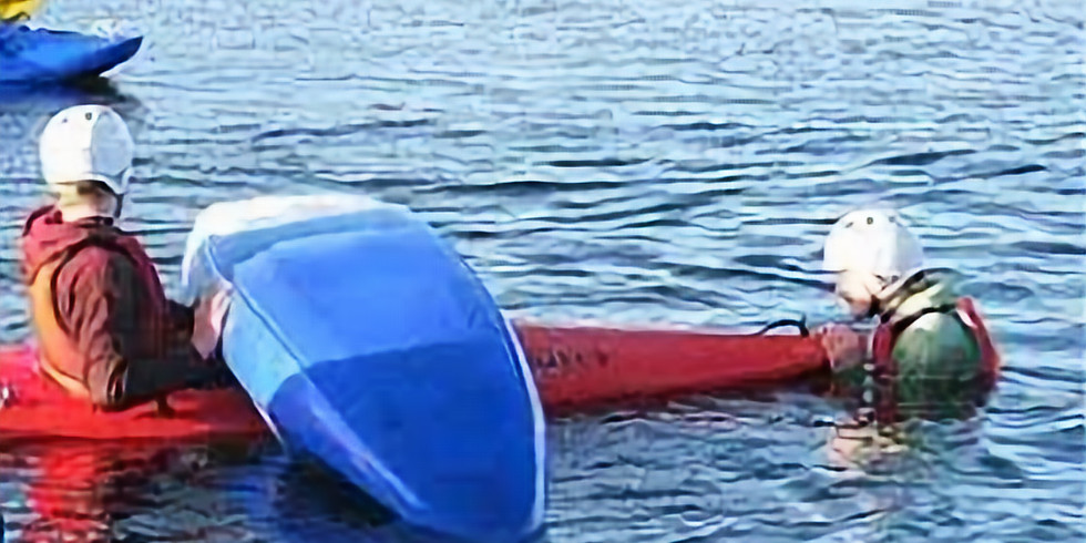 NON-MEMBERS FSRT with Bewl Canoe Club 22nd September 2019