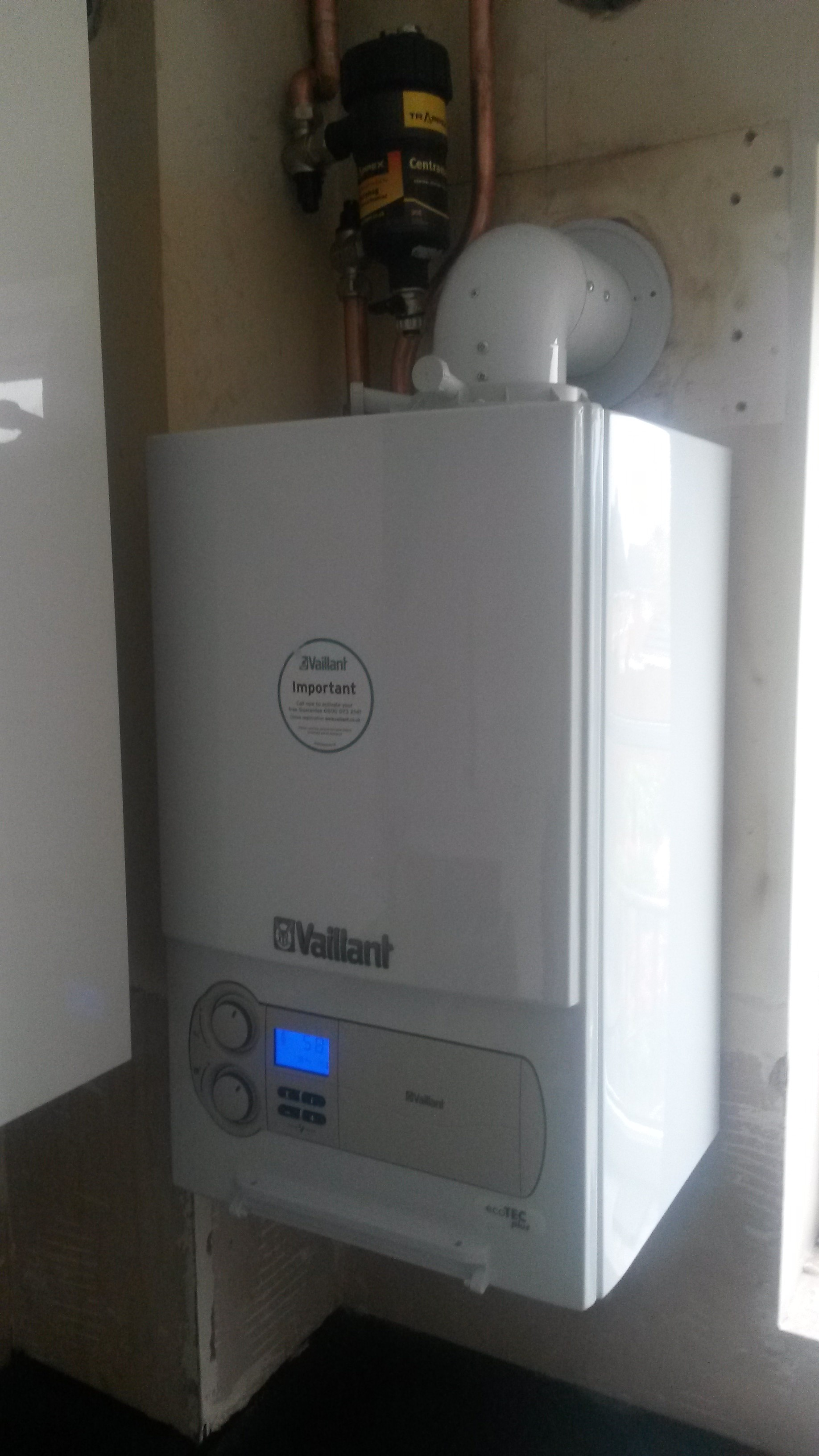 Vaillant Heat Only Boiler