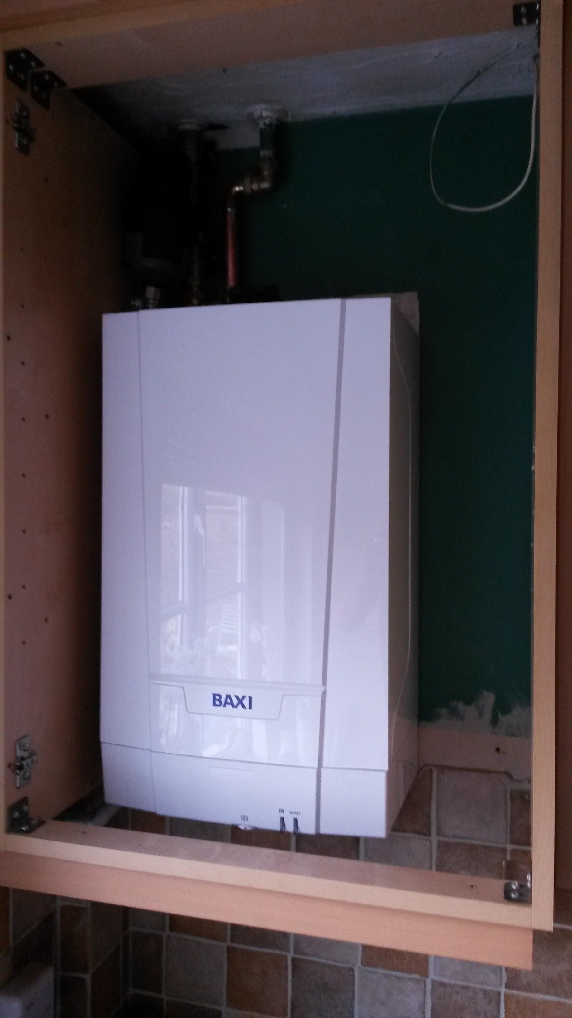 Baxi EcoBlue Advance Boiler