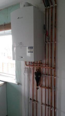 Worcester Boiler Relocation