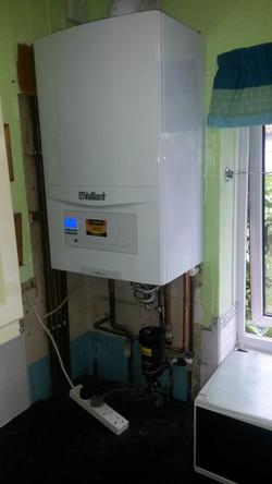 Combi Boiler Installation
