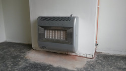 Radiant Outset Gas Fire