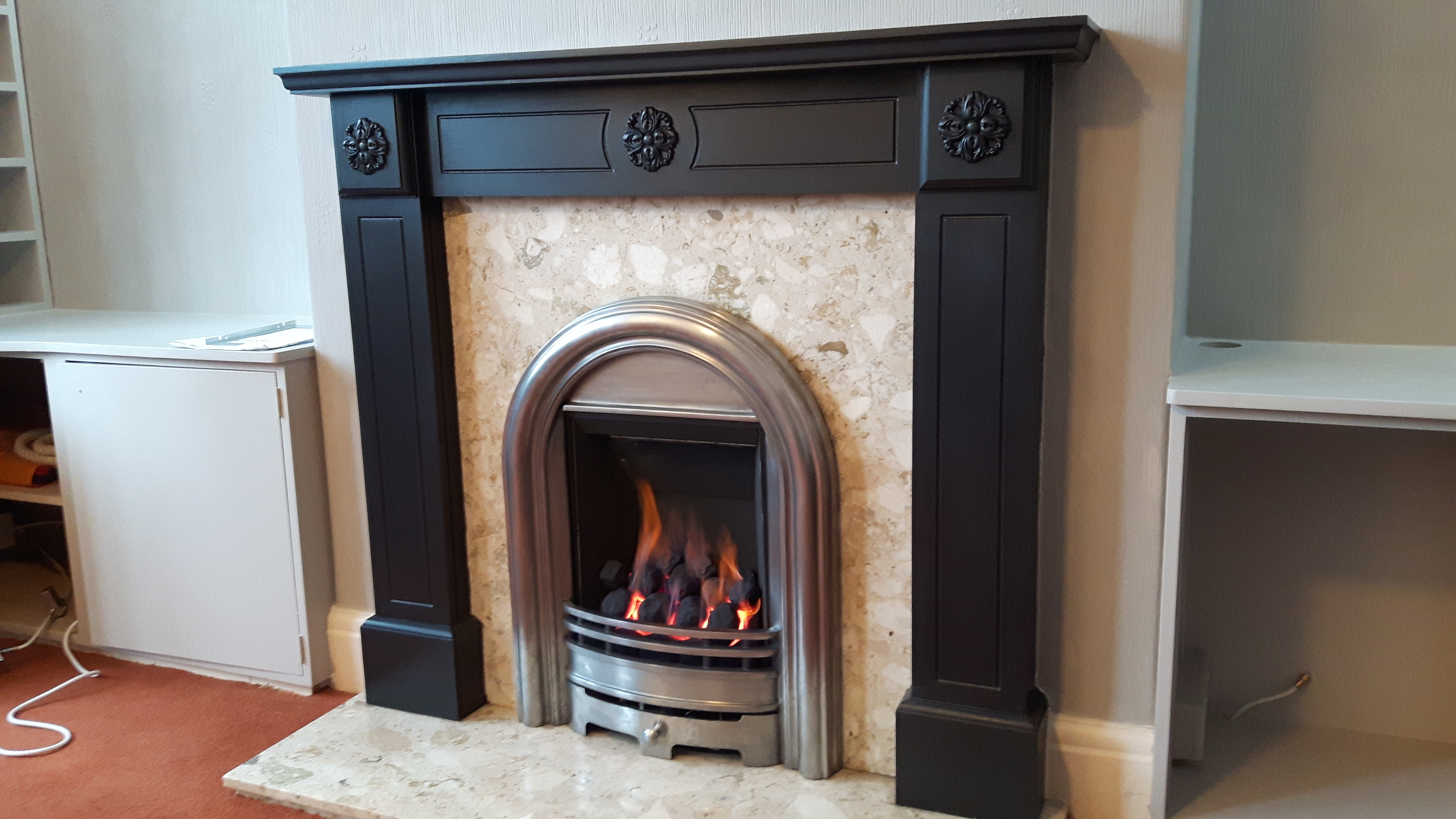 BeModern Abbey Gas Fire