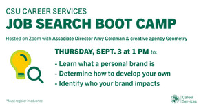 Resources for Job Search Boot Camp: Branding Yourself on 9/3