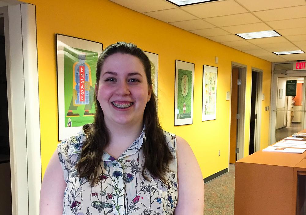 Rachel Shamaly – Career Peer