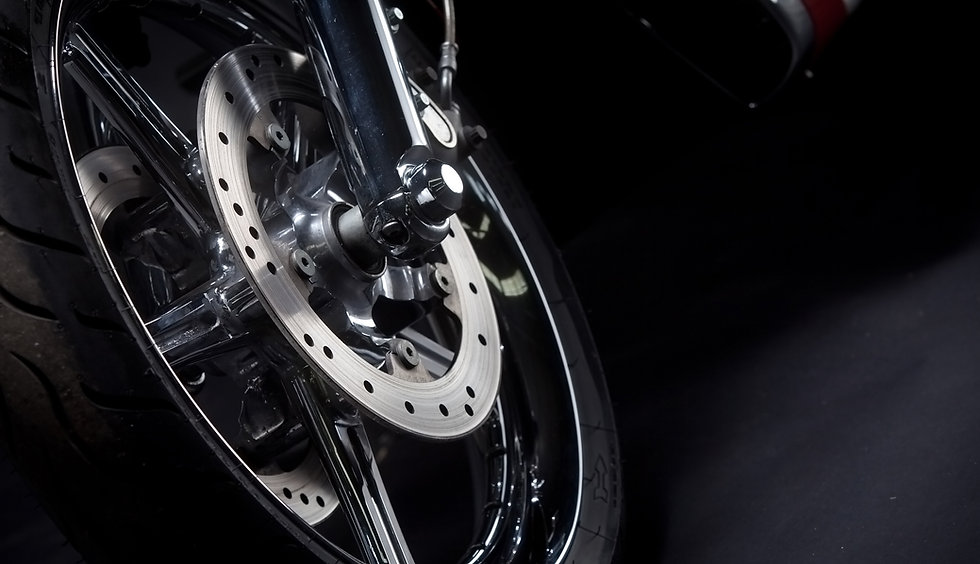 Motorcycle-Wheel