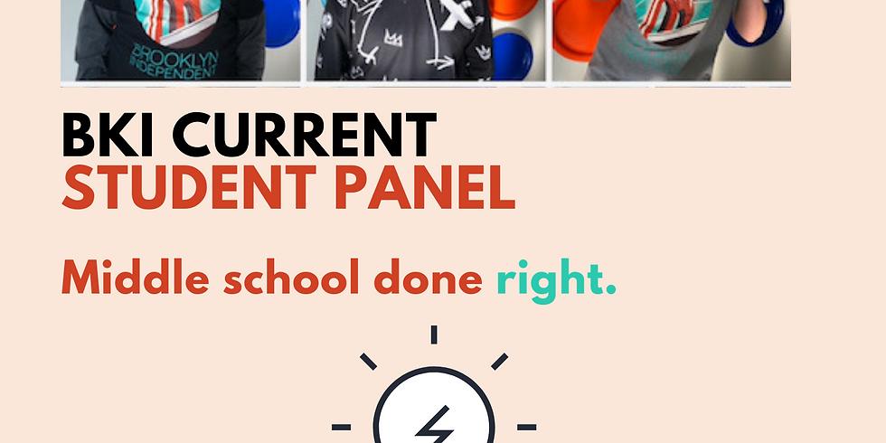 BKI Student Panel