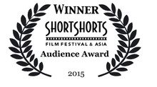 Winner of the Audience Award at Short Shorts Film Festival & Asia