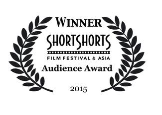 Winner of the Audience Award at Short Shorts Film Festival & Asia