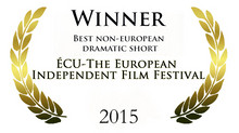 Winner: Best Non-European Dramatic Short at ECU Film Festival 2015