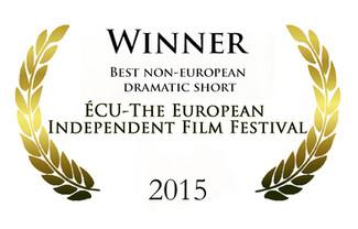 Winner: Best Non-European Dramatic Short at ECU Film Festival 2015