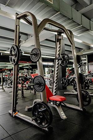Arcadium Fitness Sport Ansbach Plate Loaded Gerätetraining Muskelaufbau
