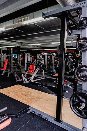 Arcadium Ansbach Fitness Sport Gym Gerätetraining