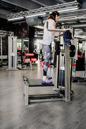 Arcadium Fitness Ansbach Gym Bauch Beine Po Training Frauen Geräte für Frauen