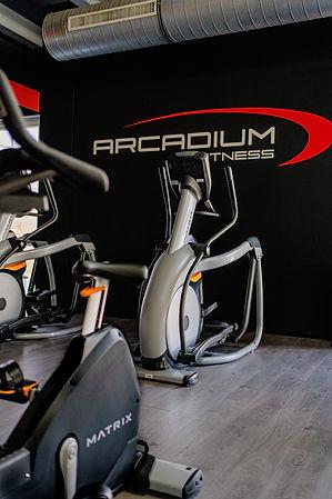 Arcadium Fitness Ansbach Cardio Herz Kreislauf Training