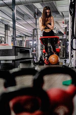 Arcadium Fitness Ansbach Bauch Beine Po Gerätebereich extra für Frauen