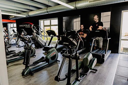 Arcadium Fitness Ansbach Sport Fitnessstudio Gym Training