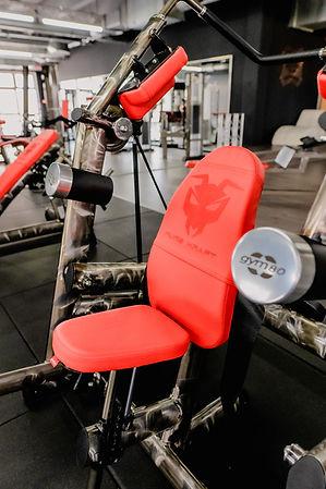 Arcadium Fitness Sport Ansbach Plate Loaded Gerätetraining