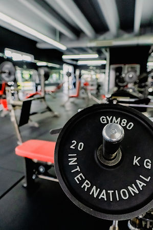 Arcadium Fitness Ansbach Sport Gym80 Plate Loaded