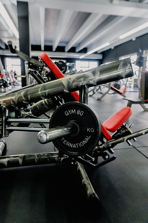 Arcadium Fitness Sport Ansbach Plate Loaded Gym80
