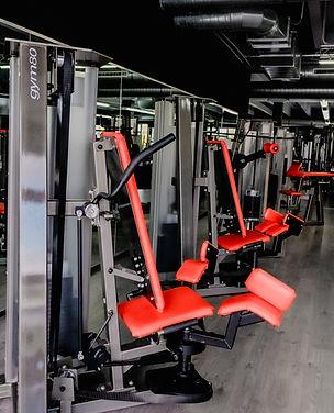 Arcadium Ansbach Fitness Sportstudio Gym Bauch Beine Po Training