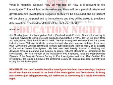 4/6/15 Education Night