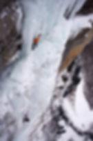 Cascade de glace, Infocimes