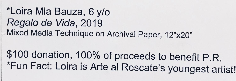 Thumbnail: Regalo de Vida by Loira Mia Bauza