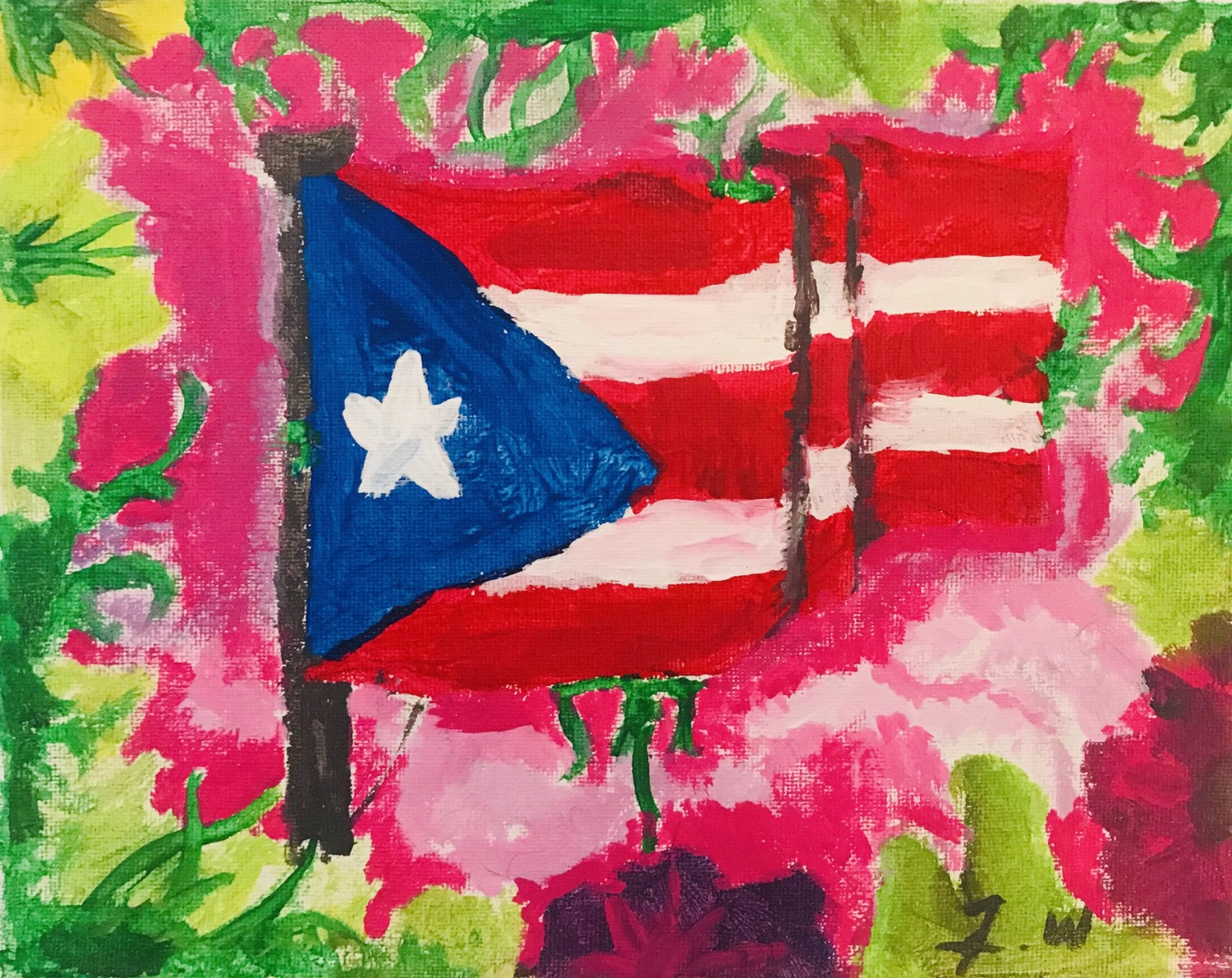 Puerto Rico Grows by Jaythan Williams