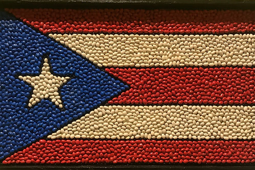 Puerto Rican Flag SOLD