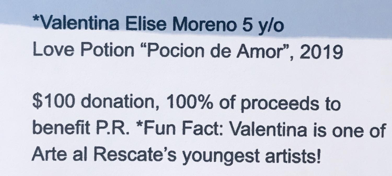 Thumbnail: Poción de Amor by Valentina Elise Moreno