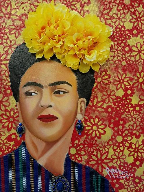 Viva la Frida I SOLD