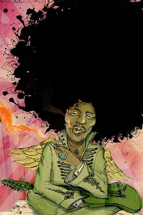 Hendrix SOLD
