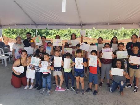 Terremoto 6.4 y Arte al Rescate en el suroeste de Puerto Rico