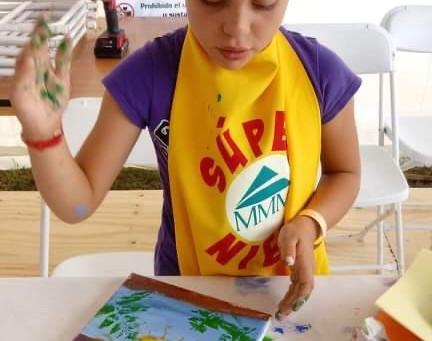 Healing Art Workshops reach Yauco and Guanica