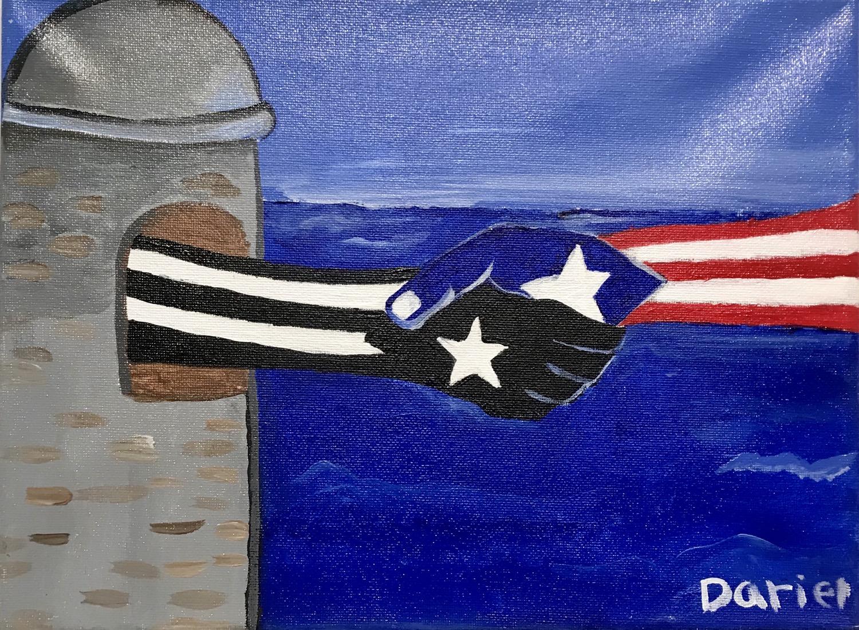 Juntos Nos Levantamos by Dariel Bermudez