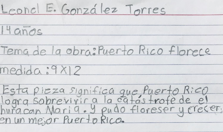Thumbnail: Puerto Rico Florece by Leonel E. Gonzalez