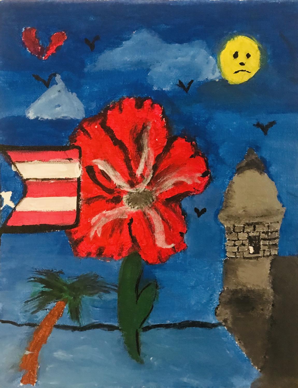 The Flower of Eternal Hope by Shaniya Wilson