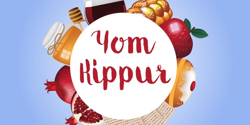 Yom Kippur (Schools closed)