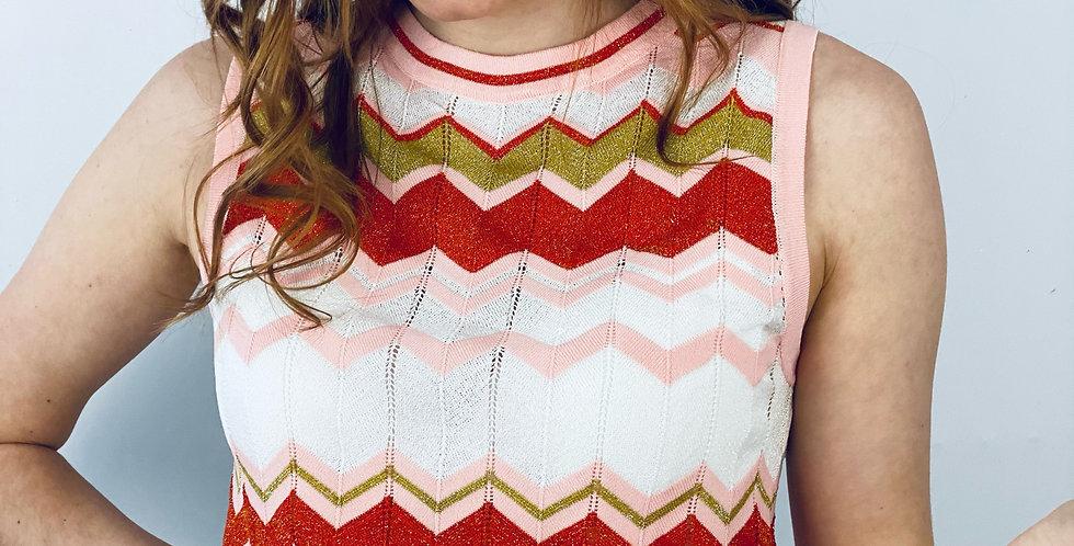 Molly Bracken - Ärmelloser Strickpullover