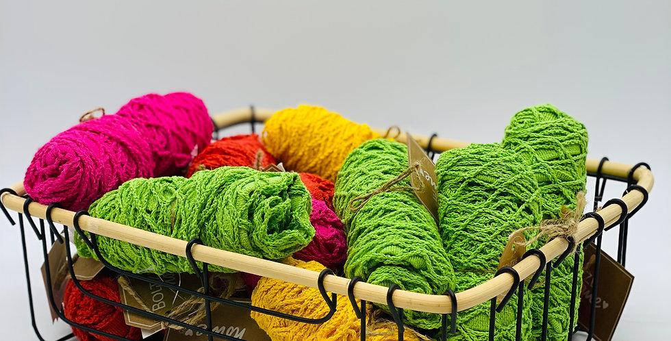 BOLTZE - Einkaufsnetz Verschiedene Farben