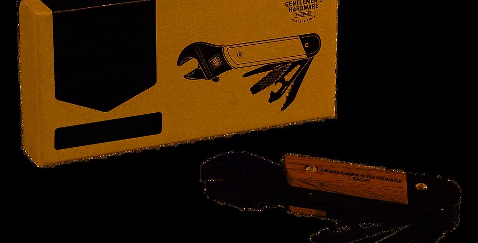 Gentlemen's Hardware - Einstellbarer Multifunktionsschlüssel