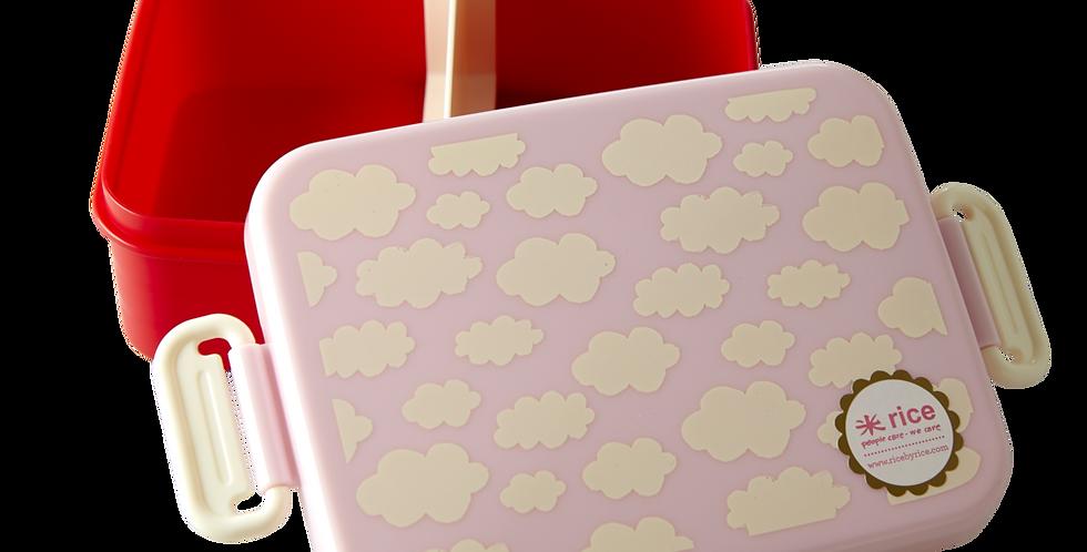 "RICE Brotdose Lunchbox ""Wolken"""