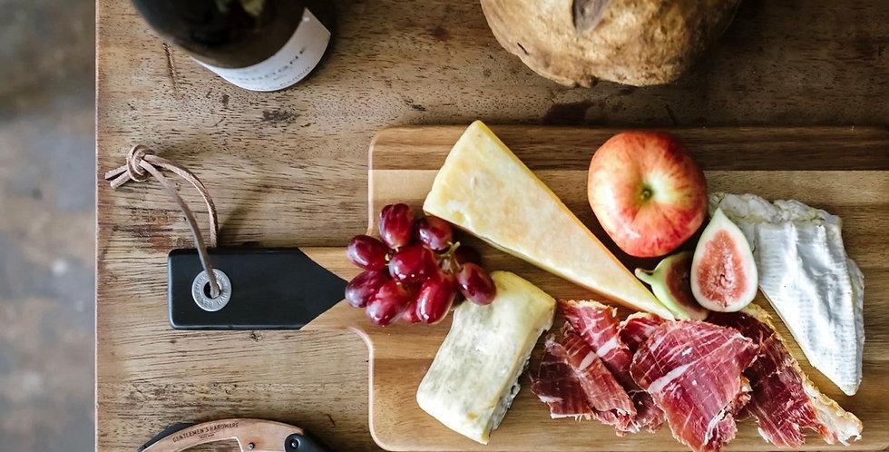 Gentlemen's Hardware - Käse & Wein Servierbrett