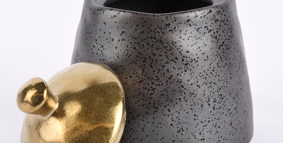 Werner Voss - Zuckerdose Porzellan Glamour